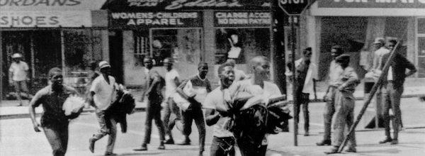 Wildcard: Bill – More Racial Riots in America (5-25-17)