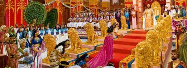 Truth Hertz: Solomon & the Hebraic Hijacking of Egypt (7-16-19)