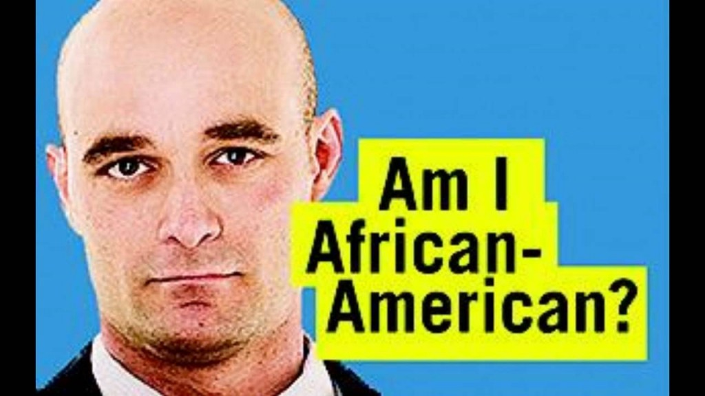 Am I African American?