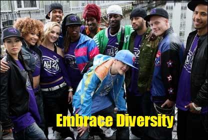 EmbraceDiversity