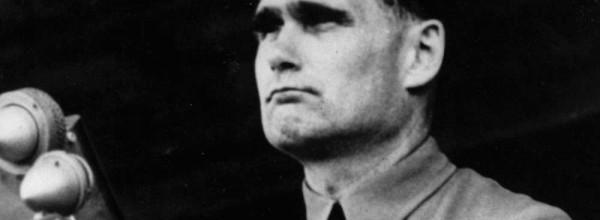 Radio Wehrwolf: Rudolf Hess & Chimpouts (4-27-15)