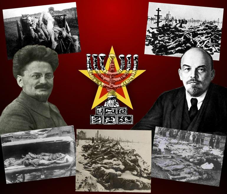 Lenin-Bronstein-Gulag-Hell