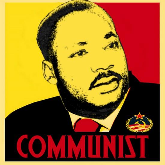 MLK_Communist