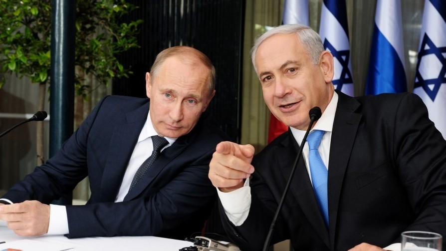 Netanyahu-Putin