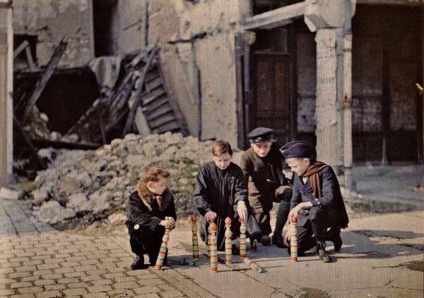 Parisian children