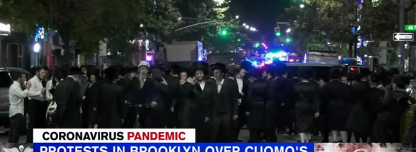 Blitz: Lockdowns are for the Goyim (10-14-20)