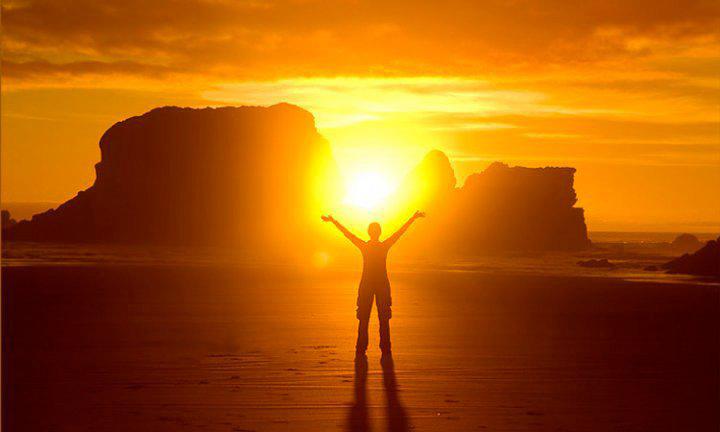 Sun Worship