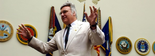 The Solar Storm: Jim Traficant (9-28-14)