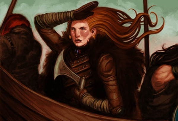 Viking-women