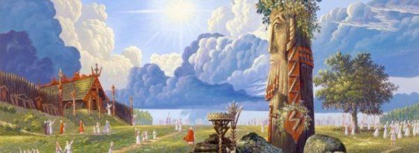 The Solar Storm: Shen & Heathen Vegan – The People from Polar Eden (5-27-18)