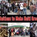 VeGAINator: Time to make Haiti Great… Again (11-25-17)