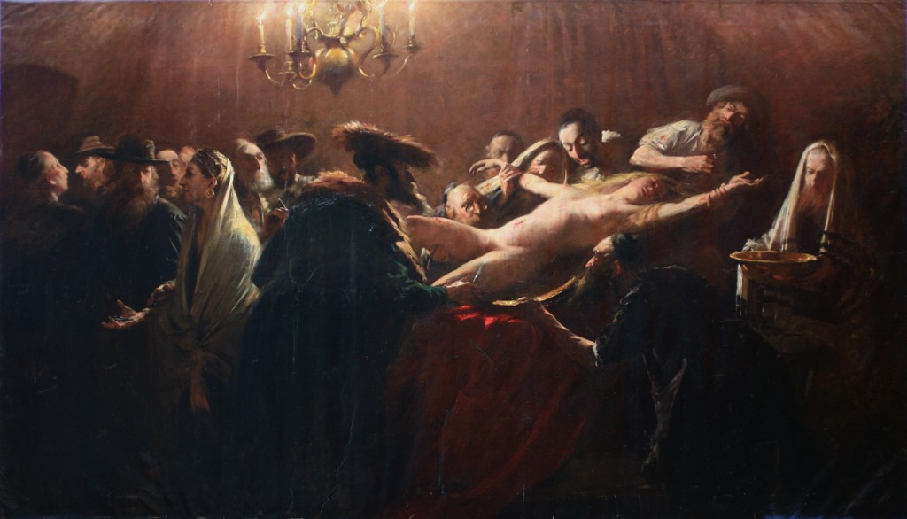 jewish ritual murder