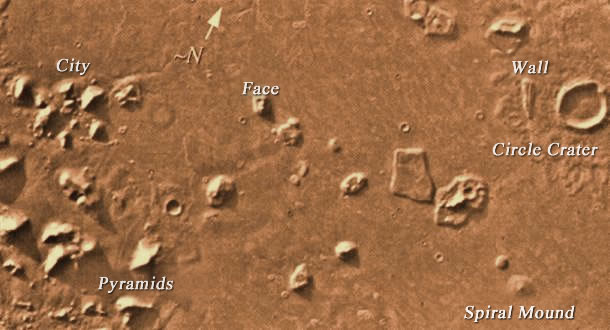 mars-cydonia-region
