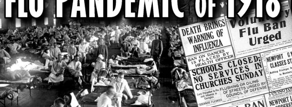 """Blitz: Did a Vaccine Experiment on U.S. Soldiers Cause the """"Spanish Flu""""? (5-20-20)"""
