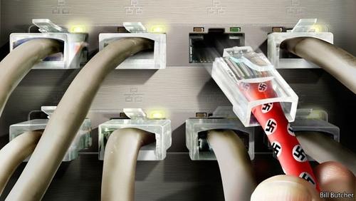 nazi internet