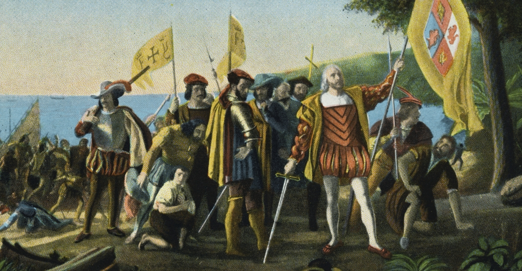 an introduction to the life of christopher columbus of spain