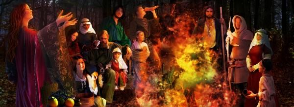 Aristocracy of Blood: Samhain (10-31-14)