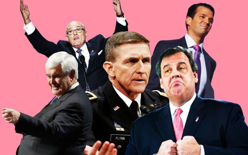 trump-team