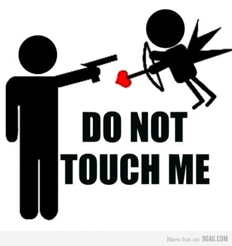 Do Not Touch Me, Cupid