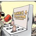 Wildcard: Wardo Rants – Geopolitical Whack-a-Mole (3-28-17)