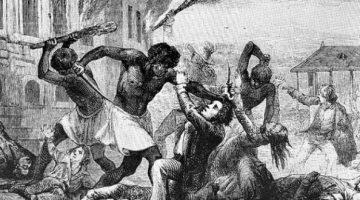 Arcane Semantics: Scarlett – Dysgenic Immigration & Cultural Dissolution (7-23-18)