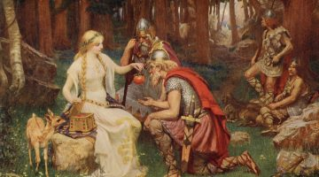 Heathen Hof: The Aryan Mindset (8-3-18)
