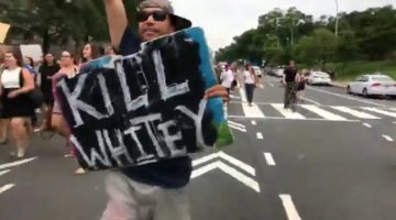 Solar Storm: You're a Terrorist if You Don't Hate White People (9-22-19)